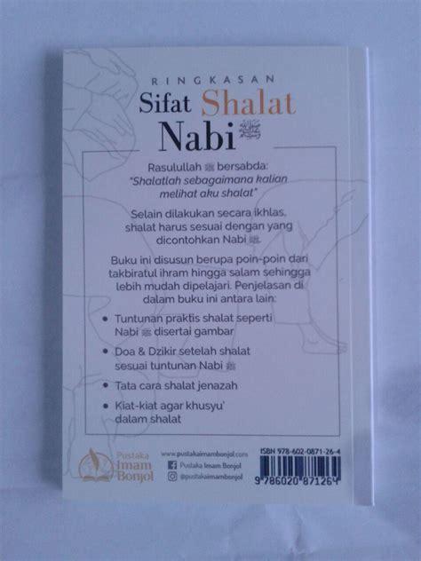 Neraka Shaqor Menanti Koruptor buku ringkasan sifat shalat nabi syaikh al albani