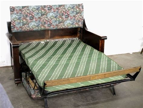 Antique Sofa Bed Antiques Collectibles Sofa Furniture Antique Sofa Beds