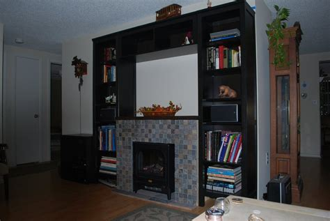 ikea entertainment center hack hemnes stove hearth ikea hackers ikea hackers