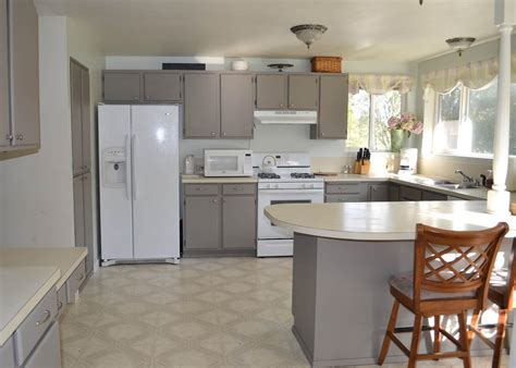 Grey Kitchen Cabinets Grey Laminate Kitchen Cabinets Quicua