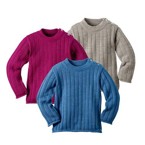 organic merino wool children s jumper by bambini