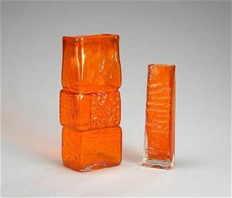 Drunken Bricklayer Vase by Drunken Bricklayer Vase Totem Vase Tangerine 2 Works By