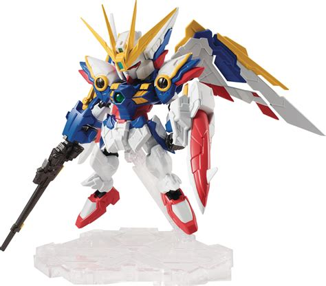 Nxedge Zero Type 2 sep168644 nxedge style wing gundam fig ew ver previews