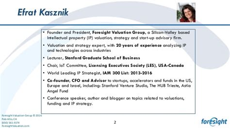 Ips Mba Stanford by Financial Modeling And Startup Valuations