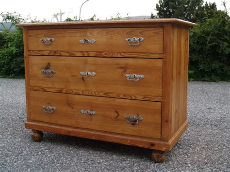 kommode antik altes buffet weichholz kommode 2 tlg antiker shabby chic