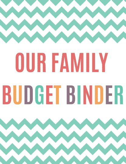 printable binder cover sheets free printable budget binder