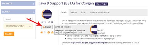 and install eclipse for java how to install java 9 beta on eclipse java tutorial network