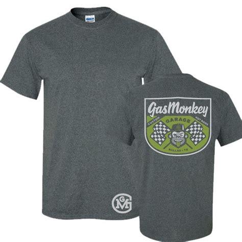 Gas Monkey Garage T Shirt by Gas Monkey Garage T Shirts