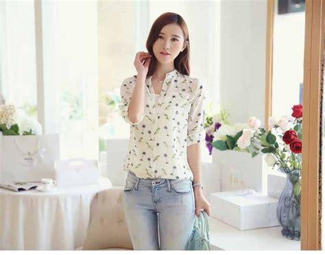Baju Murah Atasan Wanita Top Blus Terbaru Kinanti Tunik jual baju blus wanita terbaru toko jual baju wanita