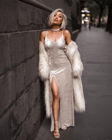 gianneli glam dress choker from