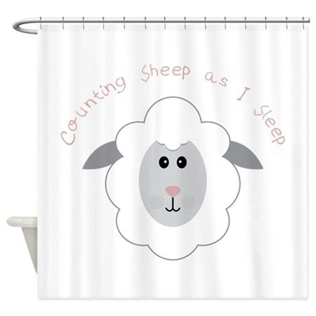sheep shower curtain counting sheep shower curtain by concord27
