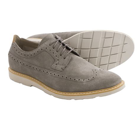 Sports Doormats Clarks Gambeson Dress Wingtip Shoes For Men Save 46