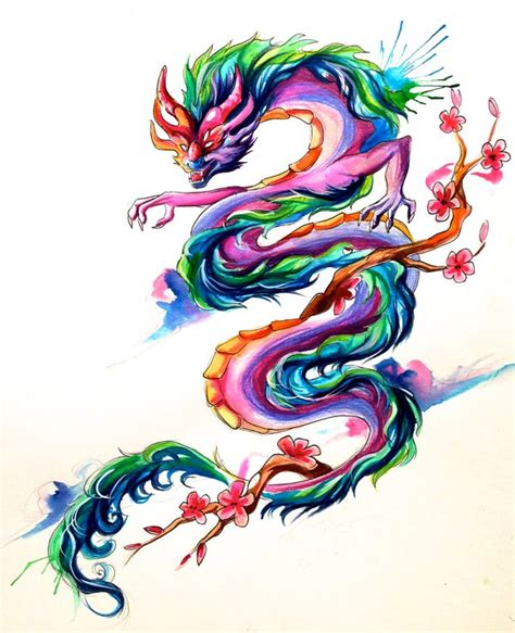 asian dragon tattoo by lucky978 on deviantart