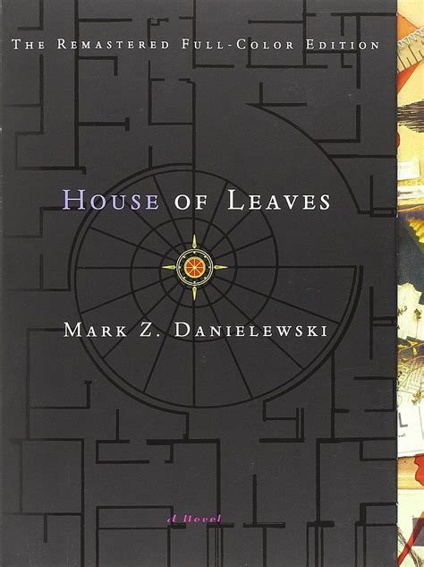 house of leaves book house of leaves by mark danielewski 15 books that are just as twisted as american