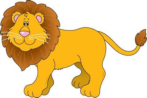 imagenes leones infantiles dibujos de leon a color imagui