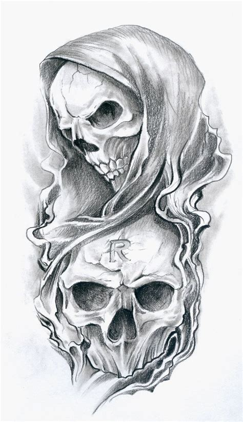 130 best skulls images on pinterest skull tattoos