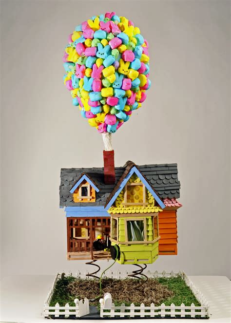 house up blogpost up house in real life balloons carry building away video