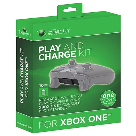 Charge Play Kit Stik Xbox One play and charge kit xbox one target australia