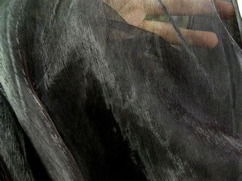 black see through curtains black sheer see thru mirror organza fabric 60 quot w for drape