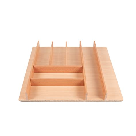 portaposate da cassetto 60 cm portaposate da cassetto cucina in mdf finitura naturale