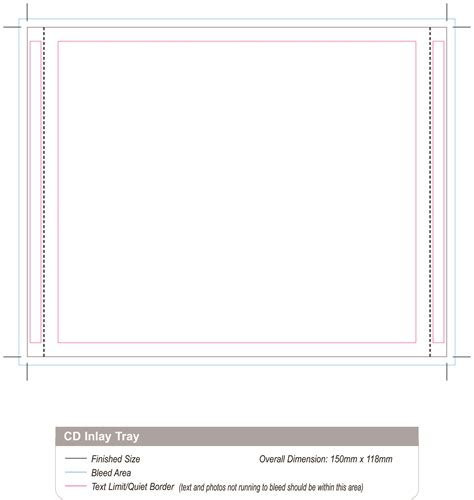cd tray card template word cd dvd design templates demomaster cd printing uk dvd