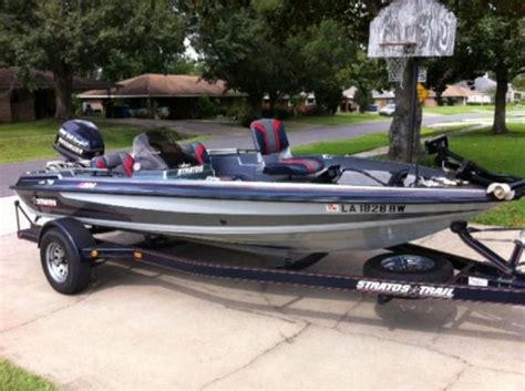 stratos boats for sale in north carolina 1993 stratos bass boat for sale in lafayette north