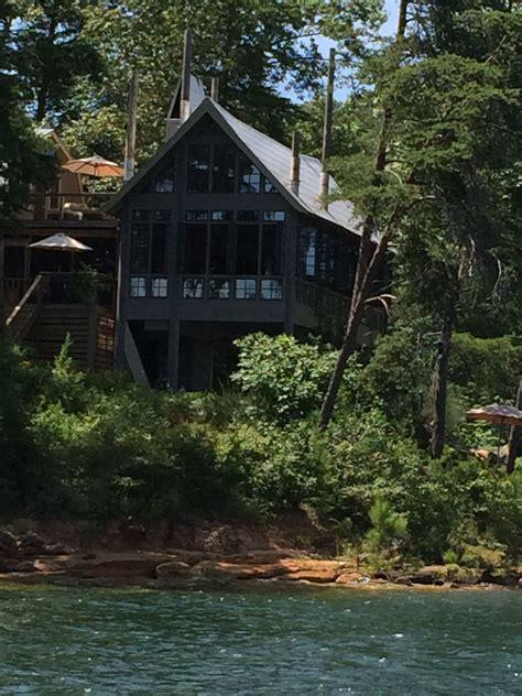 favorite lake house  lewis smith lake  alabama