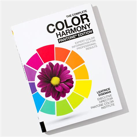 the complete color harmony pantone edition