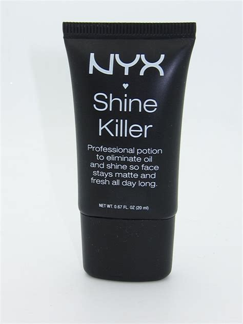 Review Nyx Shine Killer nyx shine killer review swatches musings of a muse