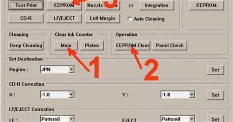 cara mereset printer canon ip2770 sk solusi komputer tutorial belajar komputer untuk pemula cara reset ip2770