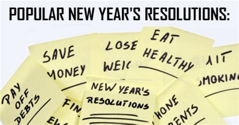 chart the most common new year s resolutions for 2018 common new years resolutions 28 images most common new