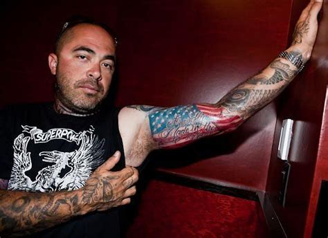 aaron lewis tattoos infidel alliance aaron lewis don t tread on me