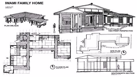 traditional floor plans traditional japanese house designs and floor plans