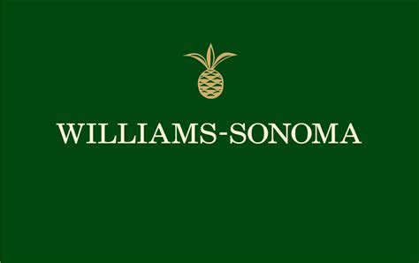Williams And Sonoma Gift Card - williams sonoma credit card
