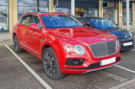 bentley bentayga 2015 файл bentley bentayga 2015 front jpg вікіпедія