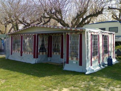 verande caravan verande per roulotte le soluzioni di mikitex