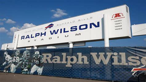 Buffalo Bills Family Section by Ralph Wilson Stadium Falls