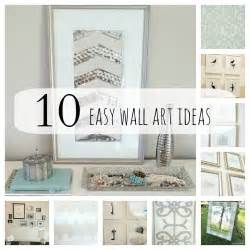 Wall Art Ideas by Easy Diy Wall Art Ideas Beautiful Love