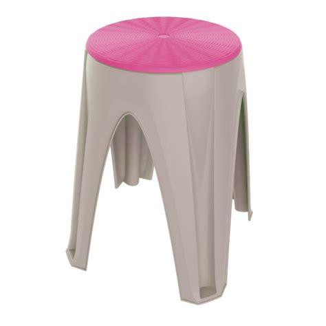 sgabello in plastica sgabello plastica girotondo storage bamagroup