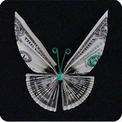 1000 images about money origami on money