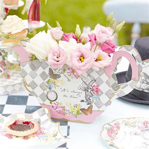 nel paese delle meraviglie fiori vaso teiera nel paese delle meraviglie wimipops