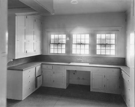 Empty Kitchen by Calisphere View Of An Empty Kitchen