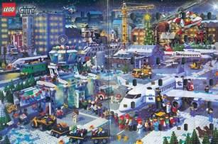 lego city advent calendar 7904 city