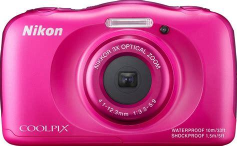 Kamera Nikon S33 nikon coolpix s33 outdoor kamera 13 2 megapixel 3x opt