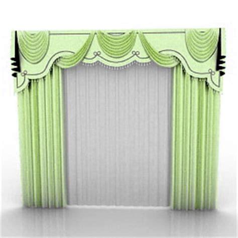 archive 3d curtains curtains pillows carpets textile 3d models curtain