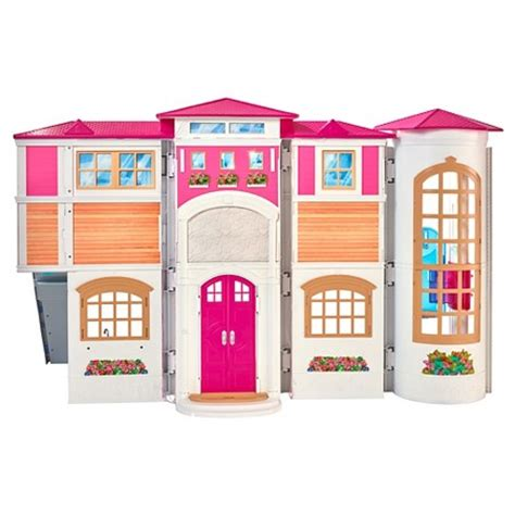barbie dream house target barbie hello dreamhouse target