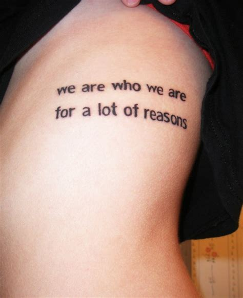 tattoo quotes for ribs 33 beautiful side rib quotes tattoos