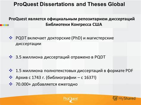 proquest dissertations and theses quot proquest dissertations and theses