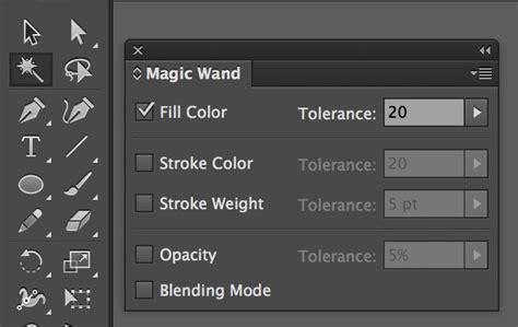 Illustrator Tutorial Magic Wand Tool | discover a handful of overlooked illustrator features