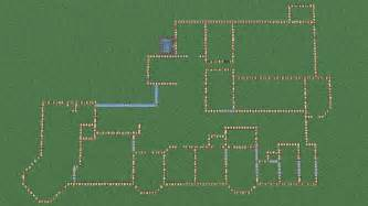 Blueprint Of A Mansion by Minecraft Mansion Blueprints First Floor Galleryhip Com